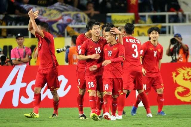 Đội tuyển Việt Nam thoải mái tâm lý ở cuộc đối đầu với Iraq