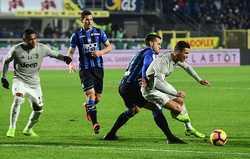 Ronaldo mờ nhạt, Juventus trở thành cựu vương ở giải Coppa Italia