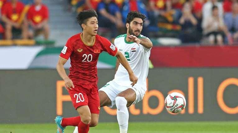 Đội tuyển Việt Nam khiến Iraq nhiều phen lao đao