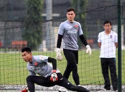 Đặng Văn Lâm sẽ là thủ môn số 1 của Muangthong United?