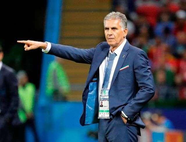 HLV Carlos Queiroz cũng bất lực nhìn Iran thất bại tại Asian Cup