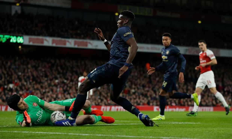 Pogba khiến Arsenal tan chảy