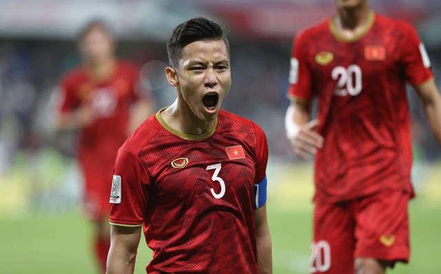 Quế Ngọc Hải xứng đáng là thủ lĩnh của đội tuyển Việt Nam