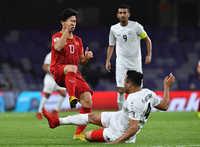 Đội tuyển Việt Nam gặp khó ở vòng 1/8 Asian Cup 2019