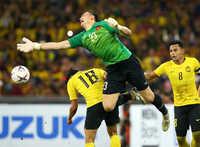Báo châu Á quan tâm đến vụ chuyển nhượng của thủ môn Đặng Văn Lâm