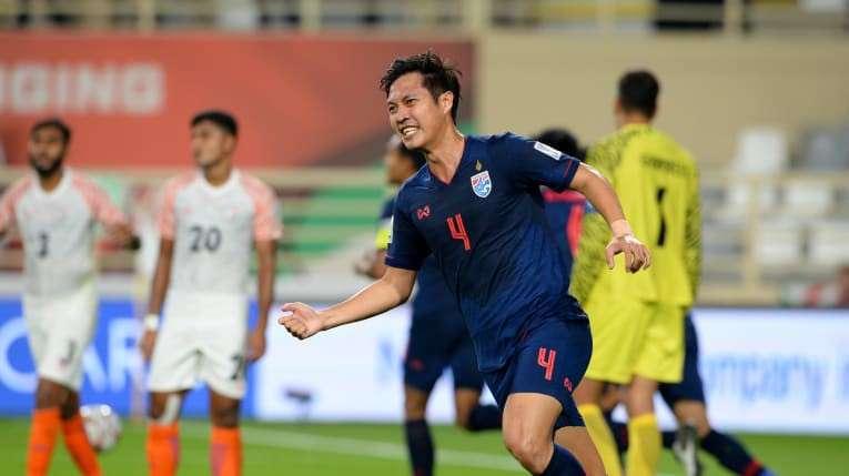 Thái Lan buộc phải thắng Bahrain để hy vọng có vé đi tiếp