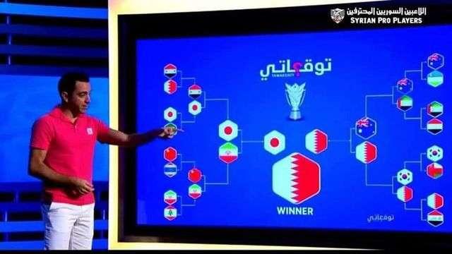 Dự đoán của Xavi trước thềm giải đấu