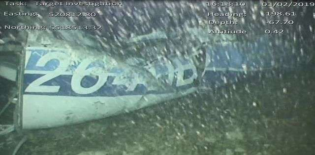 Hình ảnh mới nhất của chiếc máy bay chở Emiliano Sala bị gặp nạn