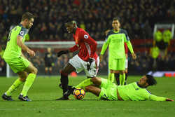 Trước trận đấu Man United vs Liverpool cuối tuần: Sự khác biệt vẫn là Pogba
