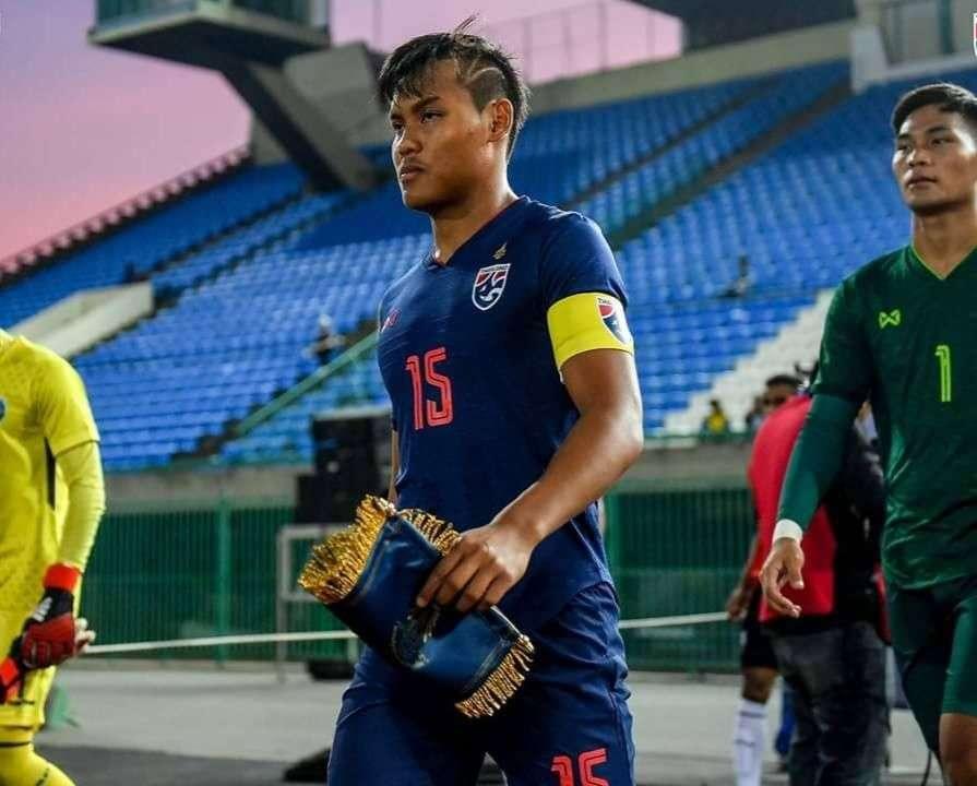 Saringkan Promsupa là thủ lĩnh đích thực, ghi bàn cả 2 trận