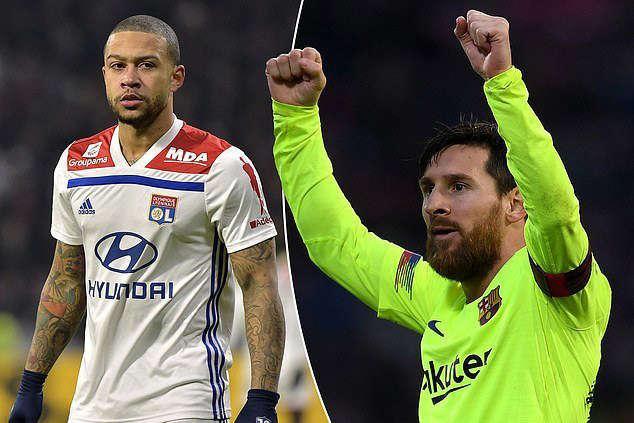 Barca của Messi tự tin trước thách thức Lyon