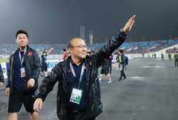 HLV Park Hang Seo chưa nhận thất bại nào trước các đội ở Đông Nam Á