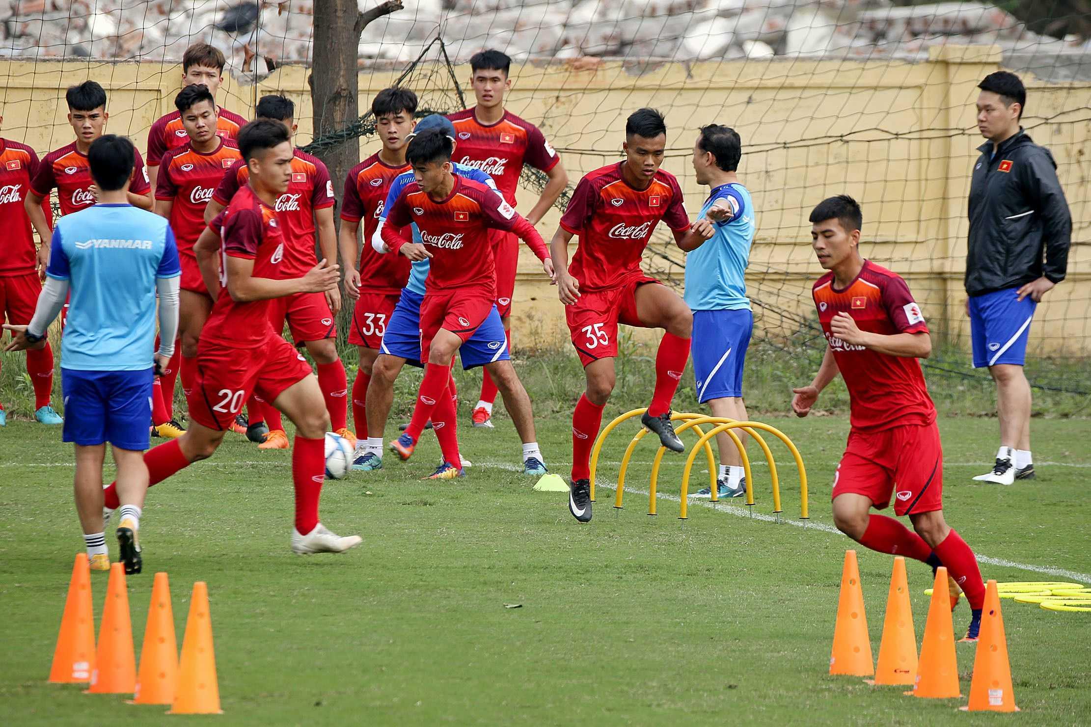 U23 Việt Nam sẽ có hai trận giao hữu trước khi bước vào vòng loại U23 châu Á 2020