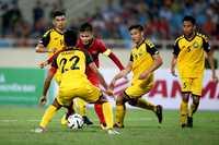 U23 Việt Nam vẫn phải dốc sức trong hai trận đấu còn lại nếu muốn giành vé dự VCK U23 châu Á 2020