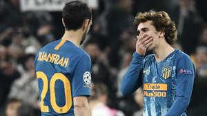 """Griezmann """"cạn lời"""" vì phong độ quá chói sáng của Ronaldo"""