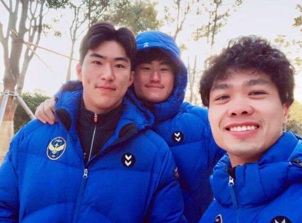 Công Phượng hòa nhập rất nhanh cùng các đồng đội mới ở Incheon United
