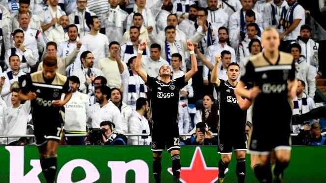 Các Madridismo không thể tin vào những gì họ nhìn thấy tại Bernabeu