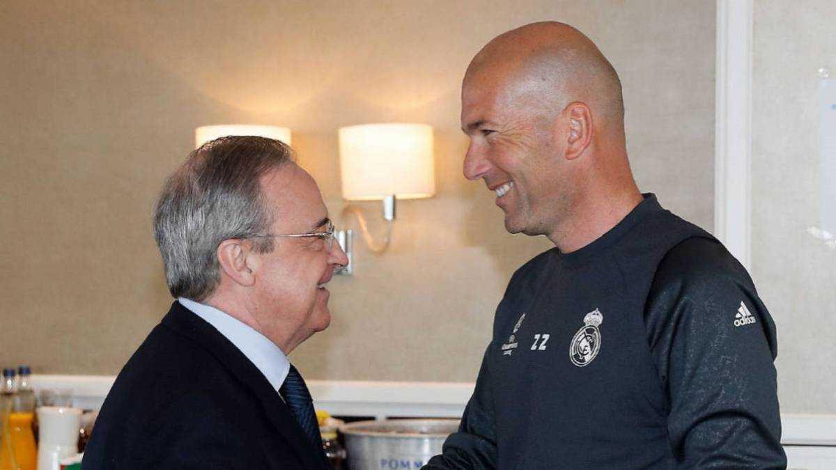 Man United tìm người thay thế Valencia, Perez hết lời ca ngợi Zidane