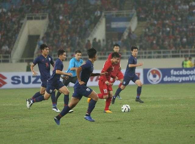 Cầu thủ Thái Lan hiện tại thật sự ngán Quang Hải và các đồng đội