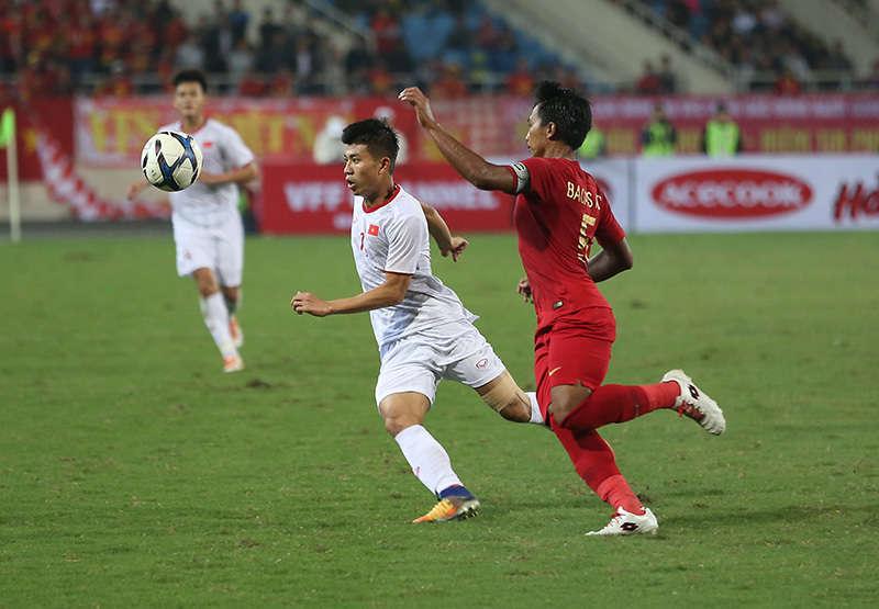 U23 Việt Nam có trận đấu rất khó khăn trước Indonesia, nhưng đã rút ra được nhiều bài học.