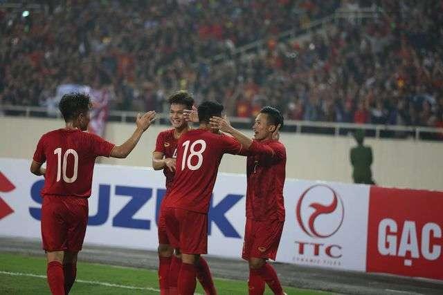Thế hệ cầu thủ hiện tại của bóng đá Việt Nam ngày càng được đào tạo theo phong cách hiện đại