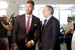 Sergio Ramos làm loạn, Perez có nguy cơ phải từ chức: SOS Real Madrid!