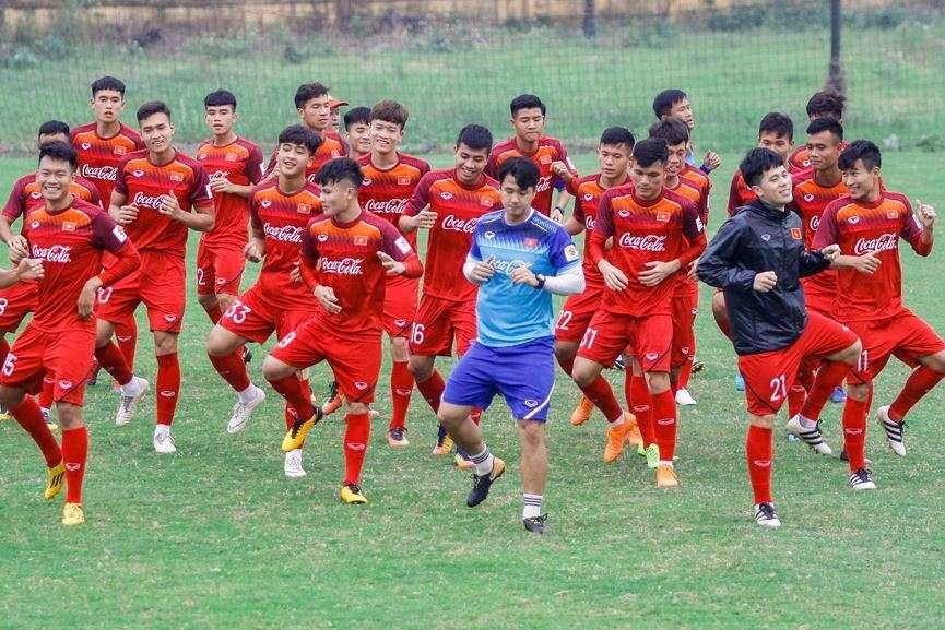 U23 Việt Nam sẵn sàng cho giải đấu