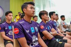"""U23 Thái Lan dính """"bão chấn thương"""" trước vòng loại U23 châu Á"""