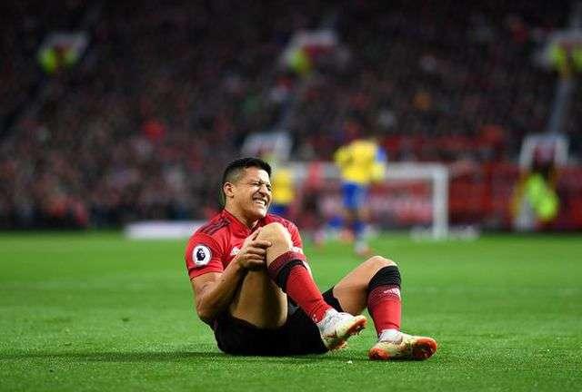 Sanchez gây thất vọng lớn khi khoác áo Man Utd