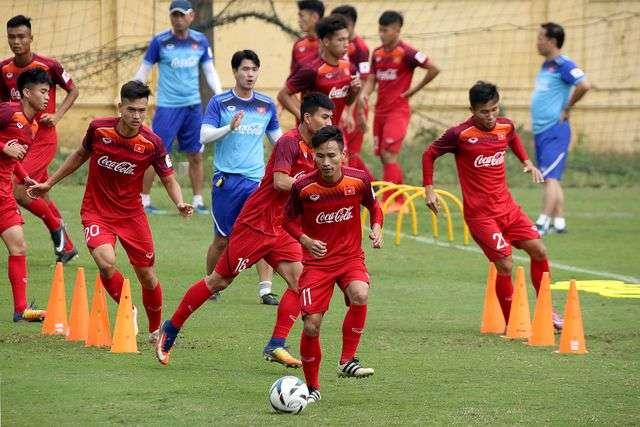 U23 Việt Nam đã sẵn sàng cho vòng loại U23 châu Á