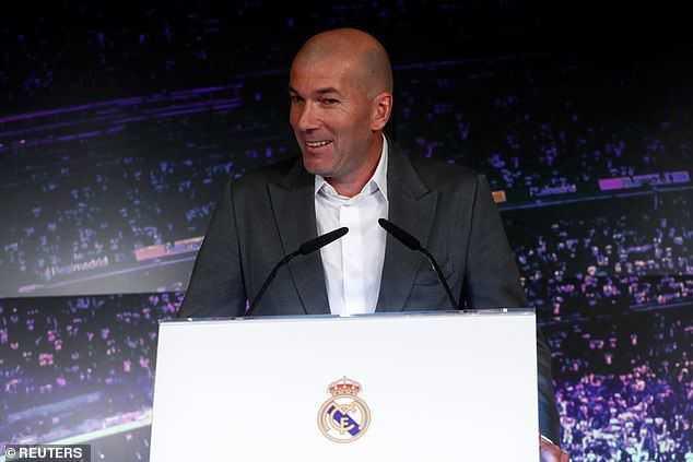 Nóng: Zidane trở lại dẫn dắt Real Madrid