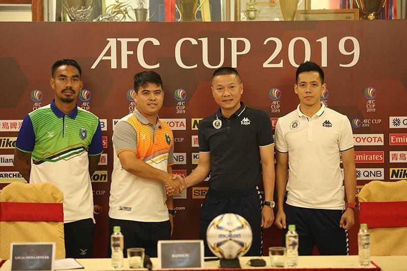 """HLV Chu Đình Nghiêm: """"Quang Hải và Đình Trọng sẽ được nghỉ ngơi ở AFC Cup 2019"""