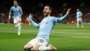 Man Utd 0-2 Man City: Man City giành chiến thắng quan trọng trong cuộc đua đến ngai vàng Premier League