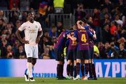 Man United nhận thất bại nặng nề nhất trong lịch sử Champions League