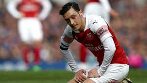Arsenal gục ngã đầy cay đắng trước Everton