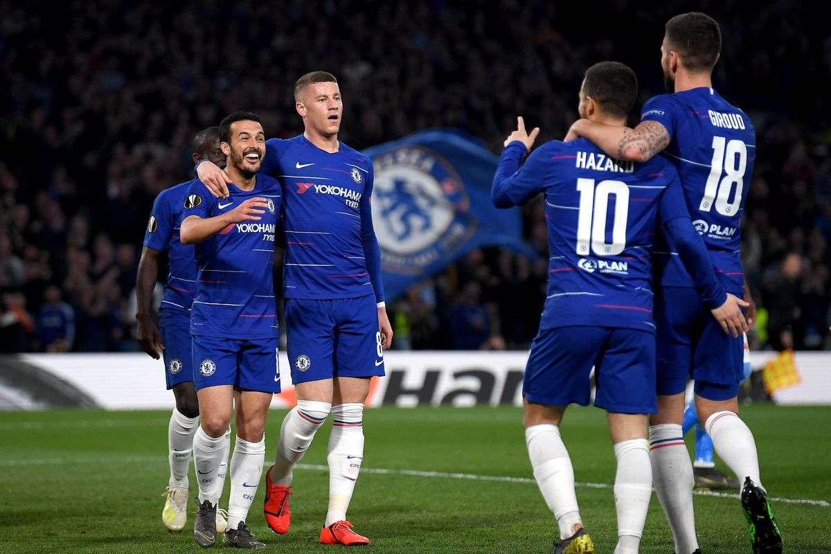 Chelsea đang có lợi thế trong cuộc đua top 4