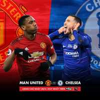 Những cuộc đua ngầm trong trận đại chiến giữa Man United vs Chelsea