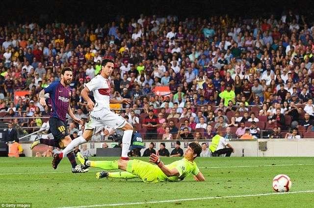 Messi nhiều khả năng sẽ được nghỉ ngơi ở vòng 32 La Liga này