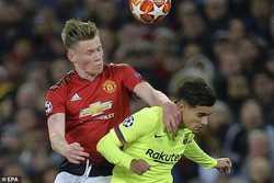"""HLV Solskjaer: """"Man United sẽ lội ngược dòng ở Camp Nou"""""""