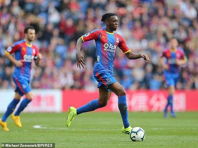 Aaron Wan-Bissaka được Man Utd quan tâm