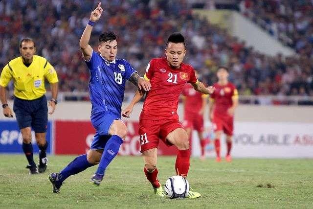 Đội tuyển Việt Nam thua Thái Lan cả hai trận ở vòng loại World Cup 2018 và để đối thủ góp mặt ở vòng loại cuối cùng gồm 12 đội