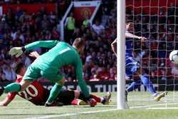 Man United gây thất vọng trong ngày hạ màn Premier League