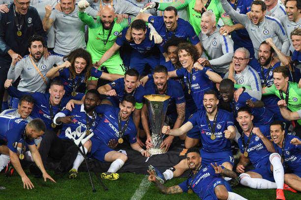 """""""Vùi dập"""" Arsenal, Chelsea lên ngôi vô địch Europa League"""