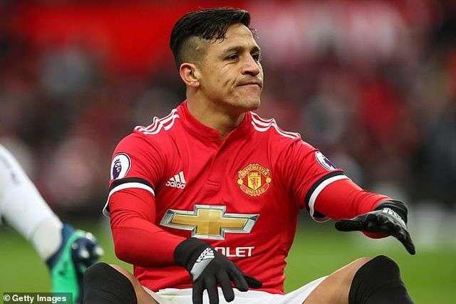 Ban lãnh đạo Manchester United rất muốn đưa Alexis Sanchez ra khỏi Old Trafford vào mùa hè này