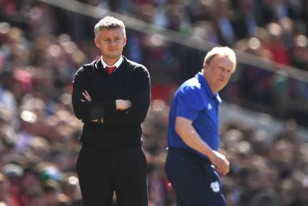 """HLV Solskjaer: """"Mục tiêu của Man United mùa tới là... top 4 ở Premier League"""""""