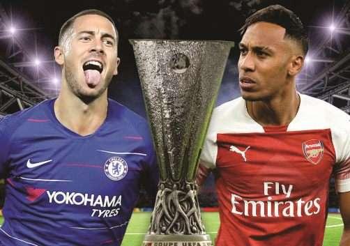 Trận chung kết Europa League giữa Chelsea vs Arsenal sẽ vô cùng hấp dẫn