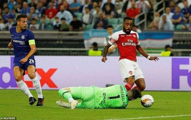 Arsenal sẽ không được tham dự Champions League năm tới sau thất bại này