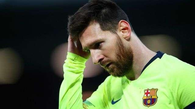 """Messi có lẽ sẽ không bao giờ quên """"trận đấu điên rồ"""" khi anh và các đồng đội bị Liverpool lội ngược dòng giành chiến thắng trên sân Anfield"""