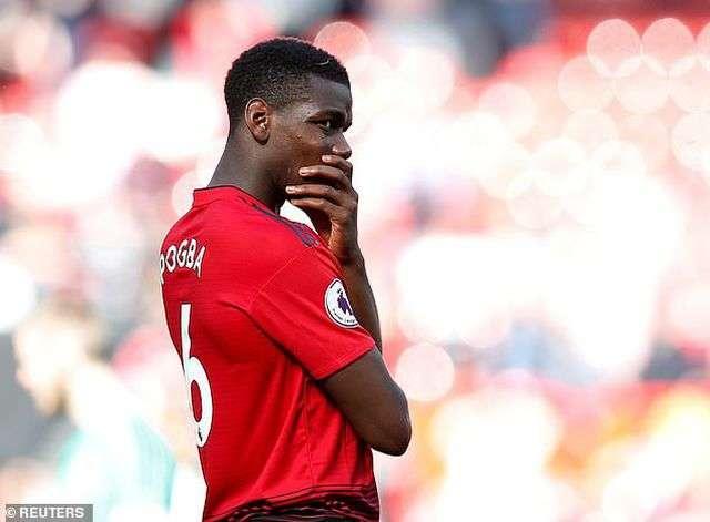 Pogba đang làm mình làm mẩy đòi rời Man Utd