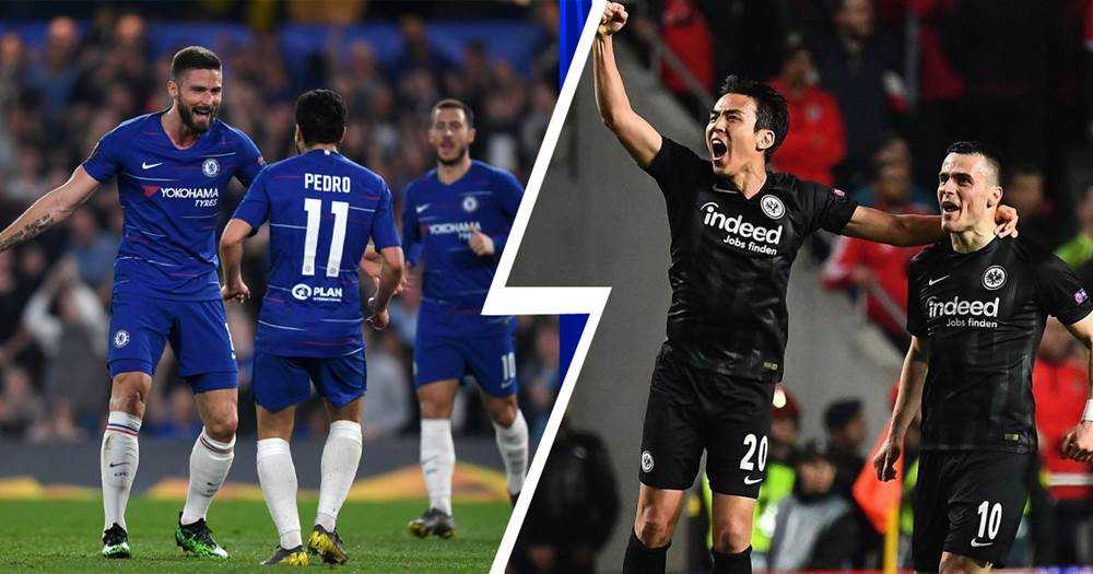 Chelsea vs Frankfurt: Nổi bão ở London?